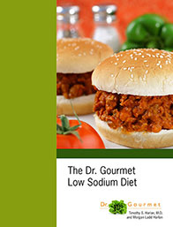 The Dr. Gourmet Low Sodium Diet (Paperback)
